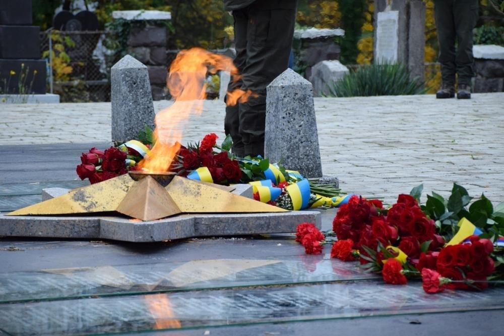 На Закарпатті відзначили 74-ту річницю звільнення від нацистів (ФОТО), фото-3