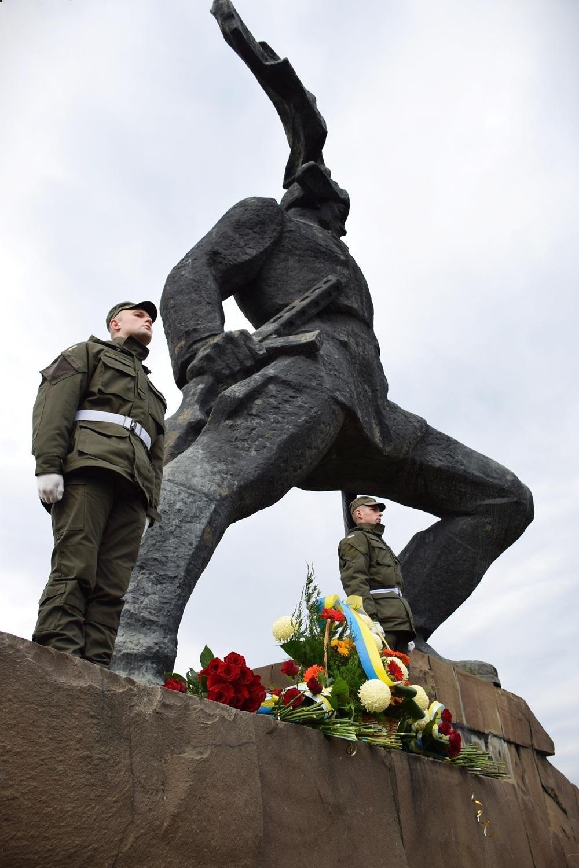 На Закарпатті відзначили 74-ту річницю звільнення від нацистів (ФОТО), фото-9