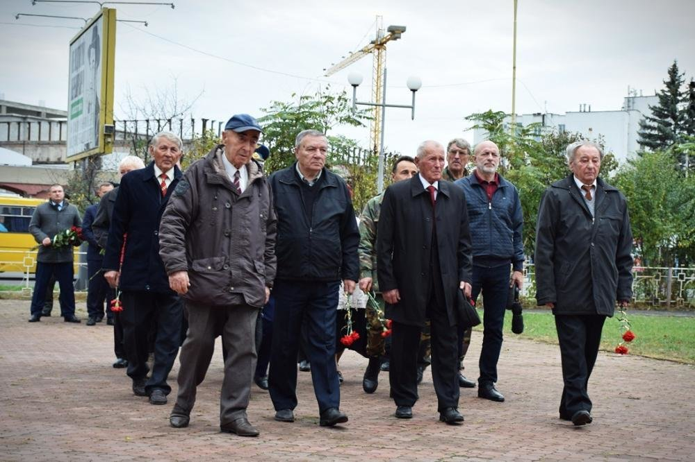 На Закарпатті відзначили 74-ту річницю звільнення від нацистів (ФОТО), фото-7