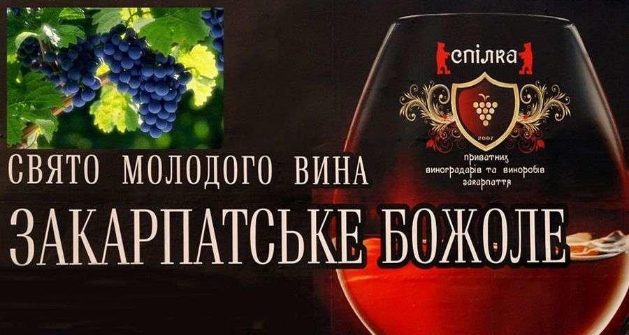 В Ужгороді готуються відкривати першу цього року в Україні бочку молодого вина (ВІДЕО), фото-1