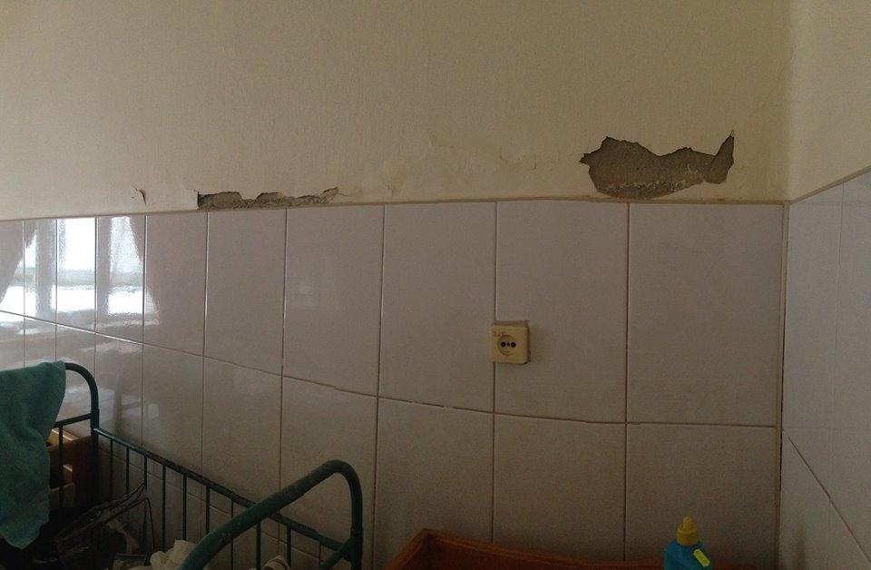 Таргани, облуплені стіни та антисанітарія: У мережі показали, в яких умовах лікують дітей на Закарпатті (ФОТО), фото-2