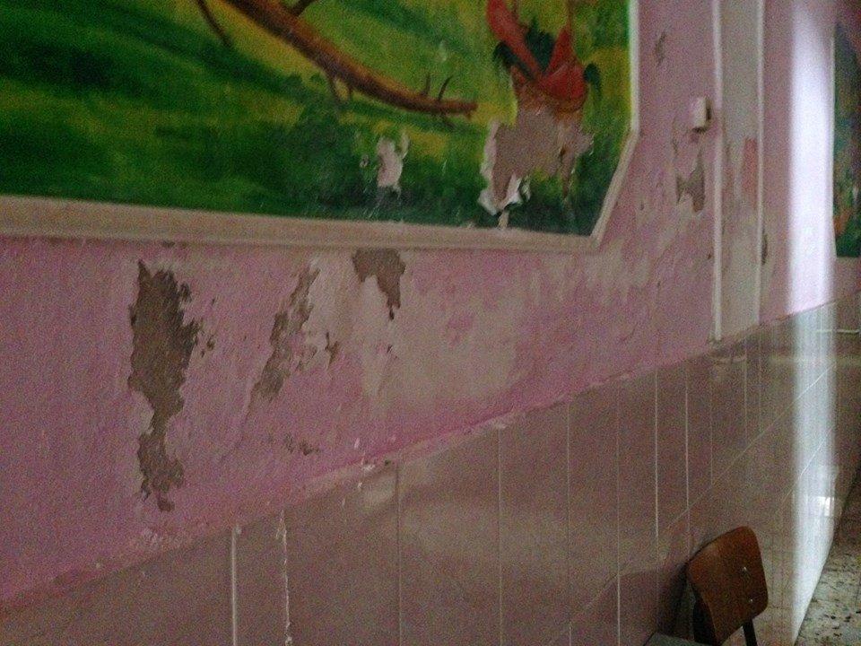 Таргани, облуплені стіни та антисанітарія: У мережі показали, в яких умовах лікують дітей на Закарпатті (ФОТО), фото-5