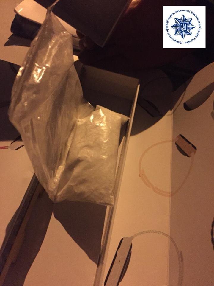Двох закарпатців, які працювали переправниками кокаїну, затримали з товаром на понад півмільйонa гривень (ФОТО), фото-1