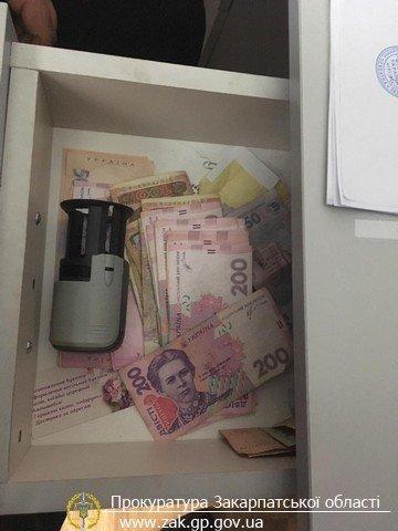 На Закарпатті викрито судового експерта НДКЦ при отриманні 4 тисяч гривень хабара (ФОТО), фото-1