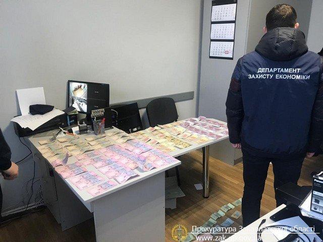 На Закарпатті викрито судового експерта НДКЦ при отриманні 4 тисяч гривень хабара (ФОТО), фото-3
