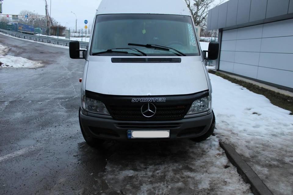 На Закарпатті затримали авто, яке вже два місяці в міжнародному розшуку (ФОТО), фото-1
