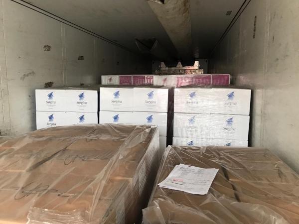 Закарпатські митники викрили незаконну схему перевезення ліків через кордон на понад 500 тисяч євро, фото-1