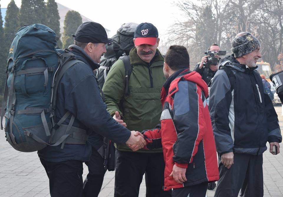 Ужгородські афганці, атовці, ветерани війни здійснять сходження на Говерлу, фото-2