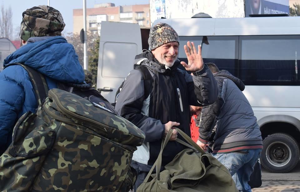 Ужгородські афганці, атовці, ветерани війни здійснять сходження на Говерлу, фото-5