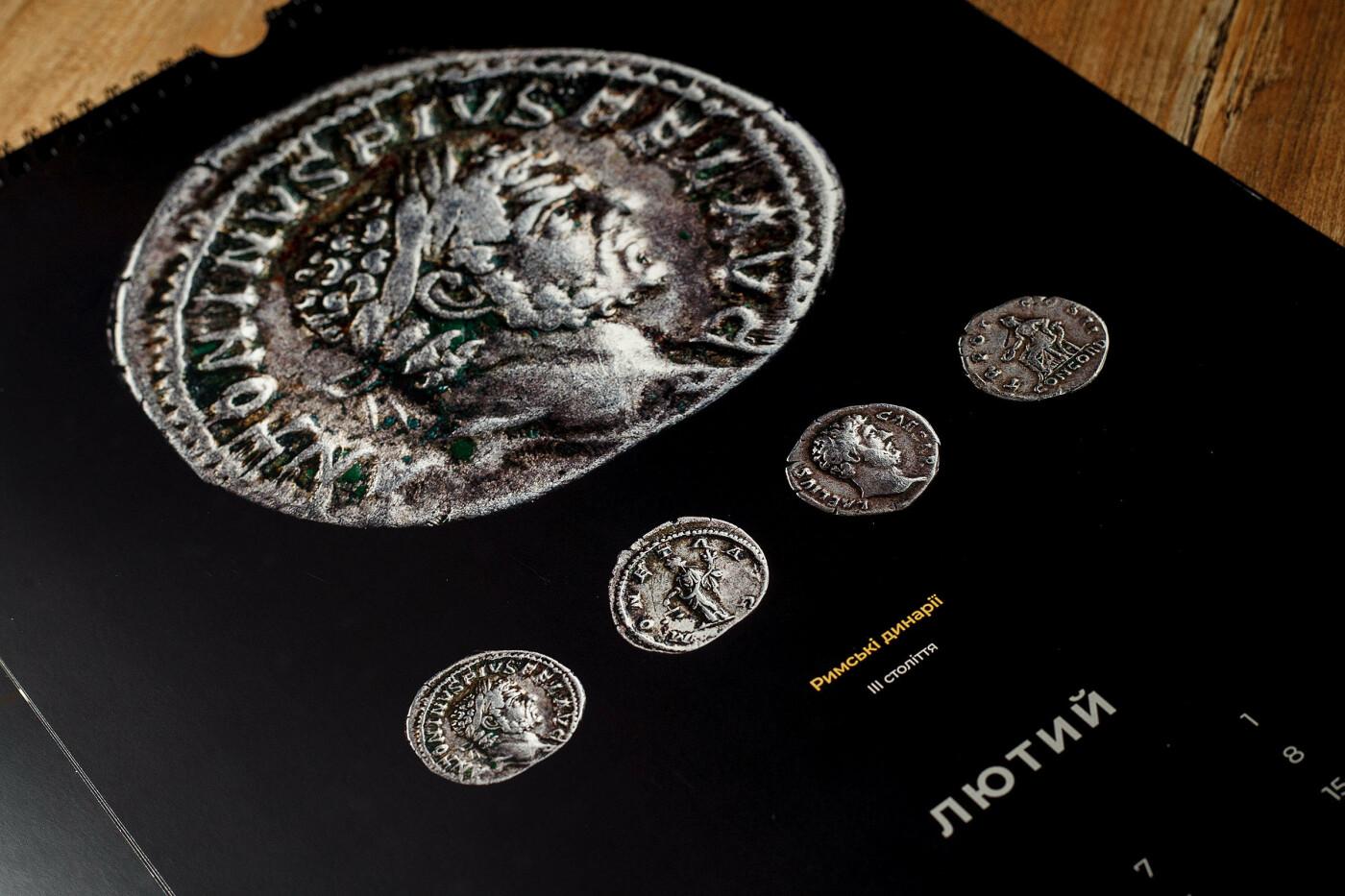 Закарпатський краєзнавчий музей уперше створив календар із коштовних експонатів (ФОТО), фото-3