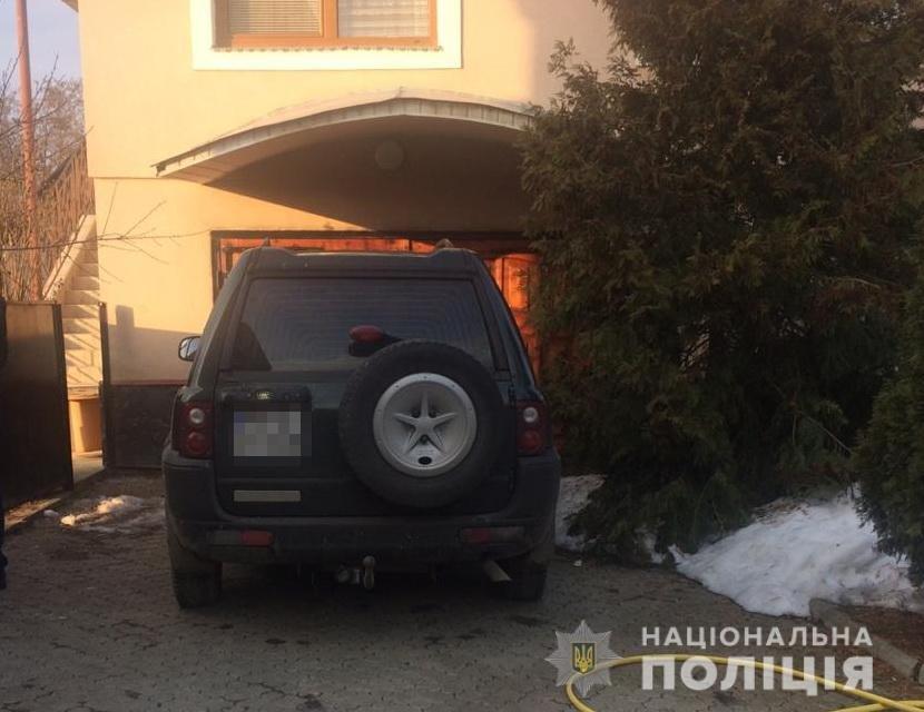 На Закарпатті за гарячими слідами затримали чотирьох зловмисників, які вчинили розбійний напад на автозаправку (ФОТО) , фото-2