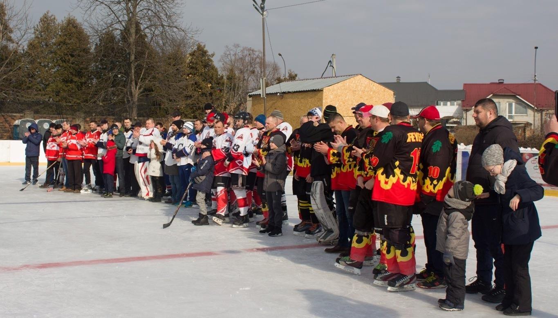 Команда з Ужгорода виборола звання чемпіонів області з хокею (ФОТО), фото-3