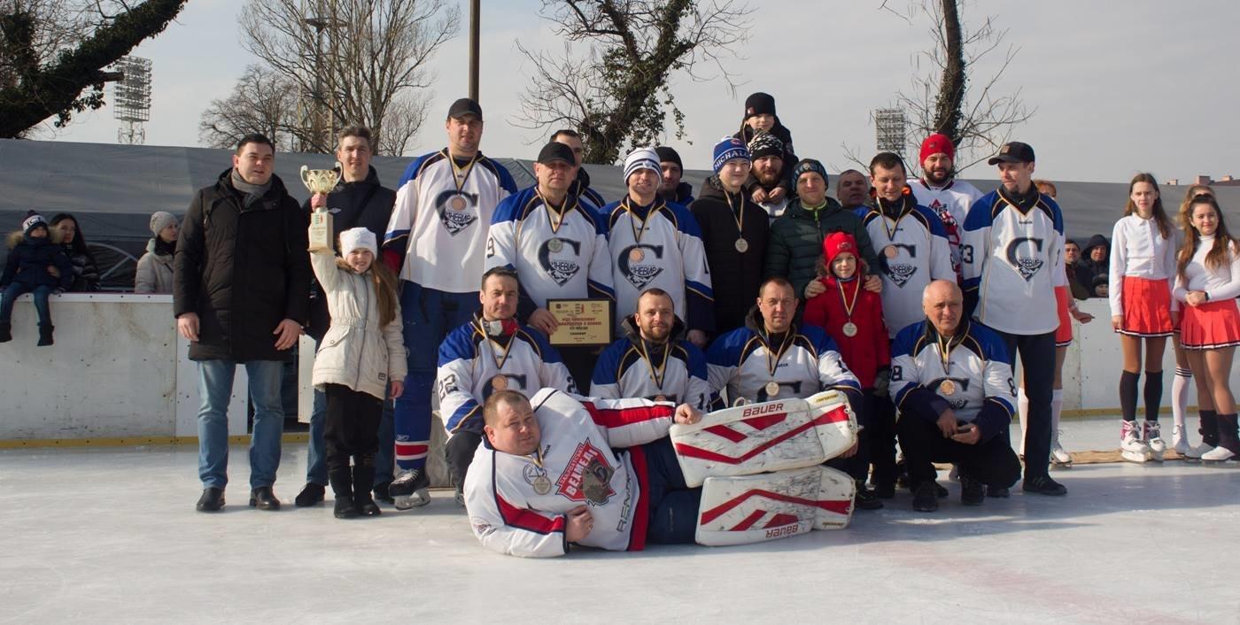 Команда з Ужгорода виборола звання чемпіонів області з хокею (ФОТО), фото-4