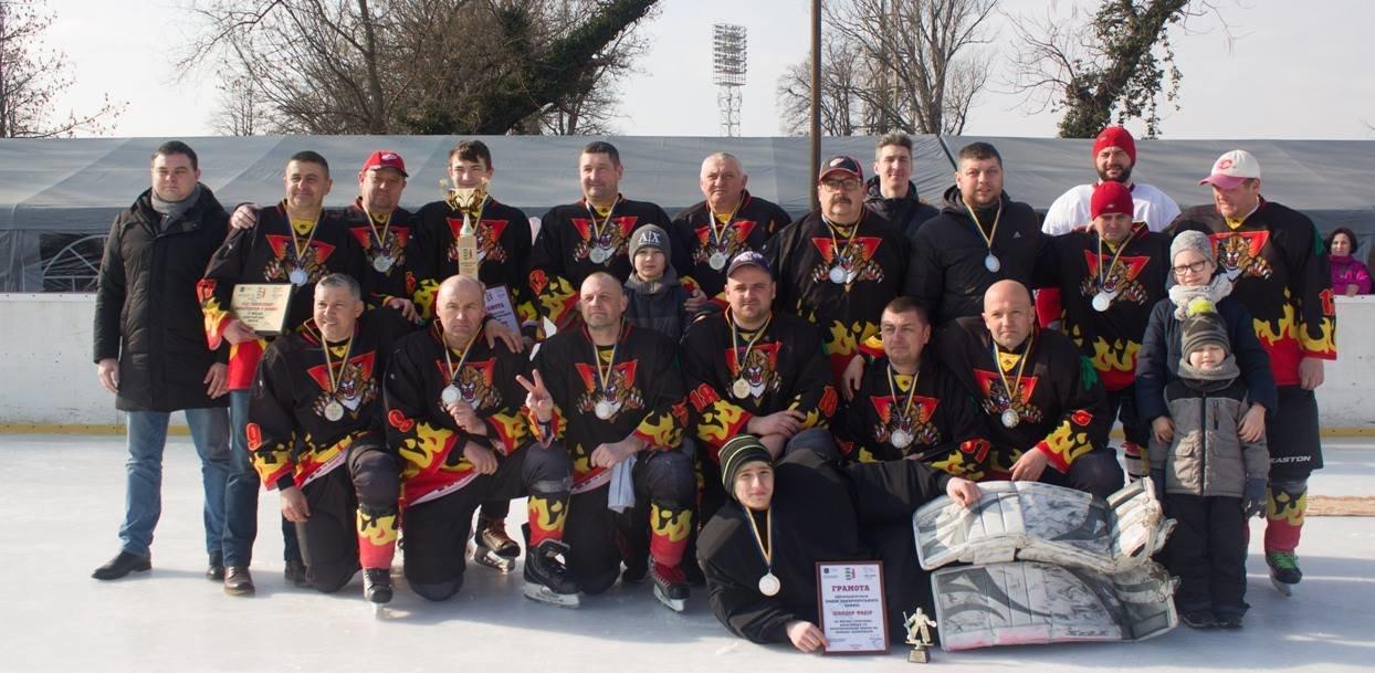 Команда з Ужгорода виборола звання чемпіонів області з хокею (ФОТО), фото-5