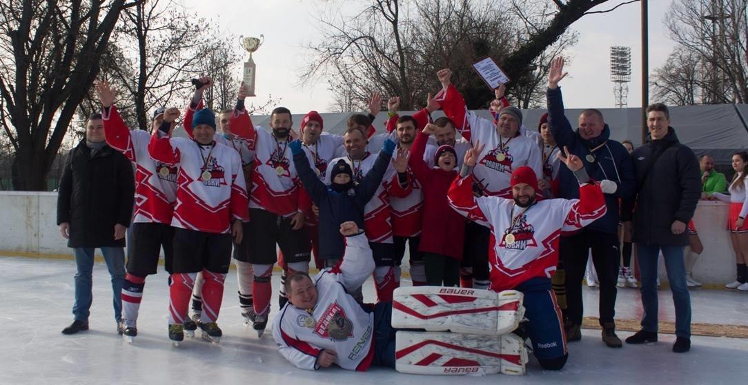 Команда з Ужгорода виборола звання чемпіонів області з хокею (ФОТО), фото-6