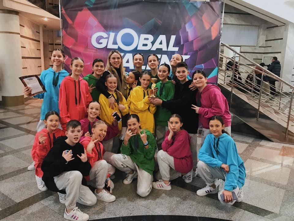 """Ужгородський """"Бліц"""" везе додому два перших місця з Global Talent (ФОТО), фото-1"""