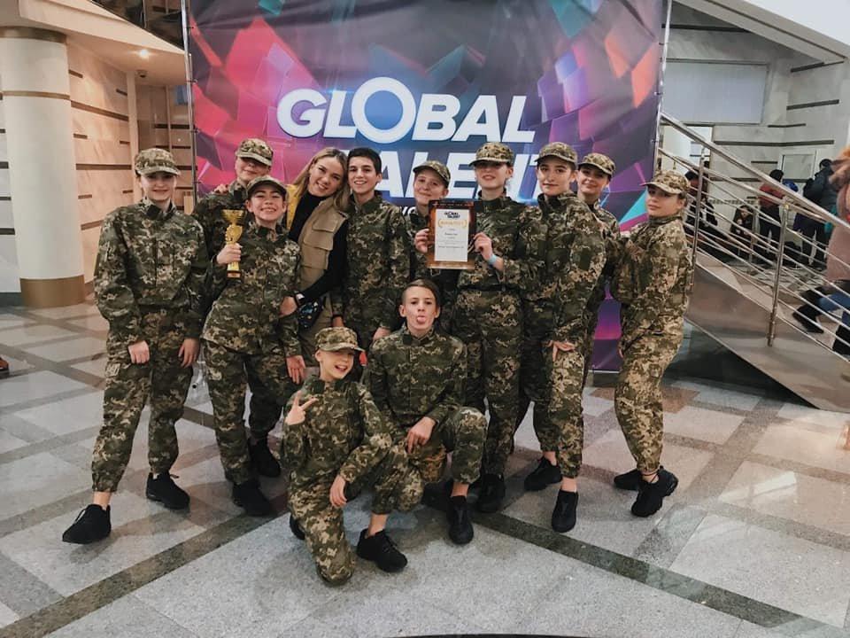 """Ужгородський """"Бліц"""" везе додому два перших місця з Global Talent (ФОТО), фото-2"""