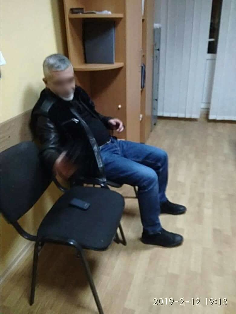В Ужгороді кримінальний злочинець з Вірменії назвався поліції українцем (ФОТО), фото-1