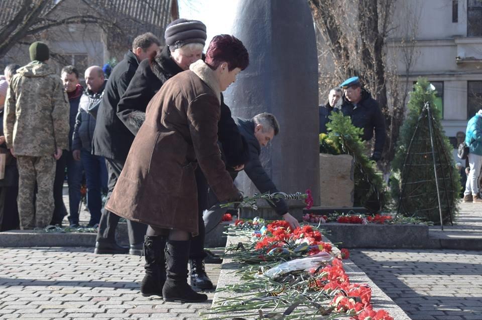 В Ужгороді пройшли урочистості до 30-річчя виведення військ з Афганістану (ФОТО), фото-3