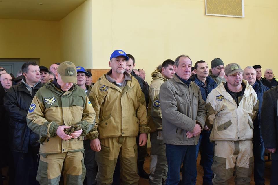 В Ужгороді пройшли урочистості до 30-річчя виведення військ з Афганістану (ФОТО), фото-7