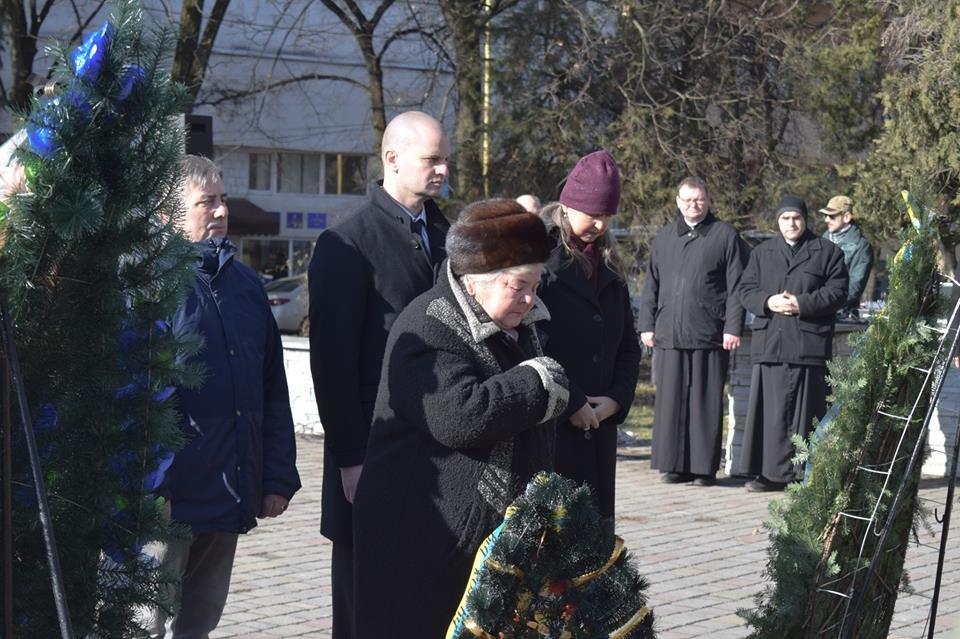 В Ужгороді пройшли урочистості до 30-річчя виведення військ з Афганістану (ФОТО), фото-5