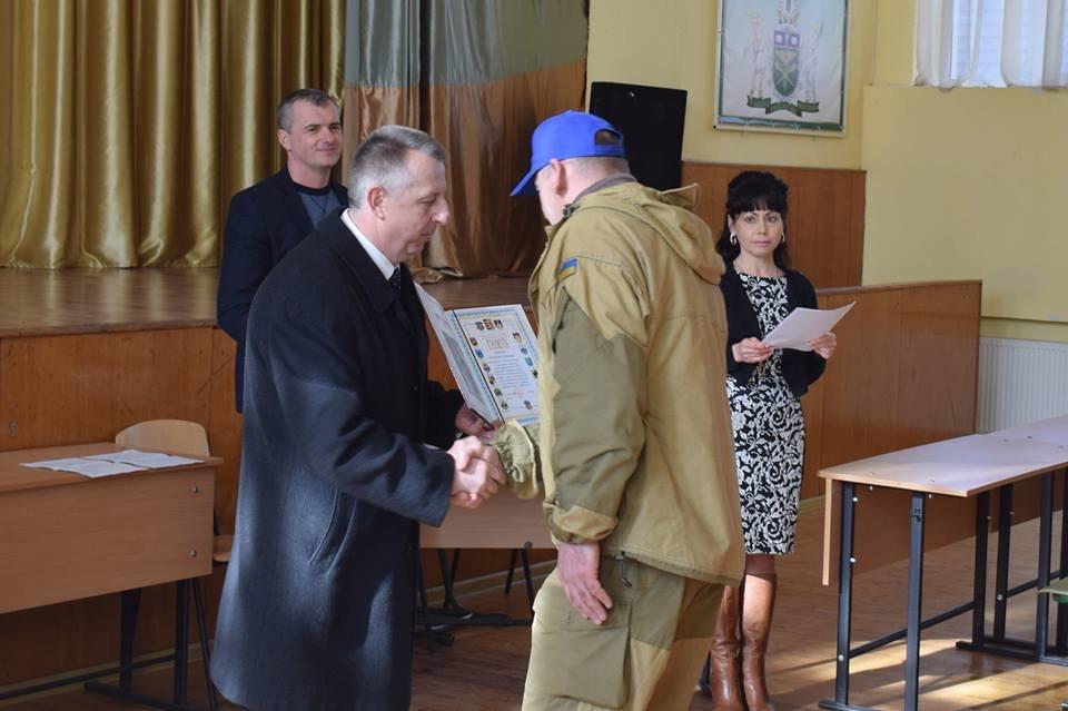 В Ужгороді пройшли урочистості до 30-річчя виведення військ з Афганістану (ФОТО), фото-12