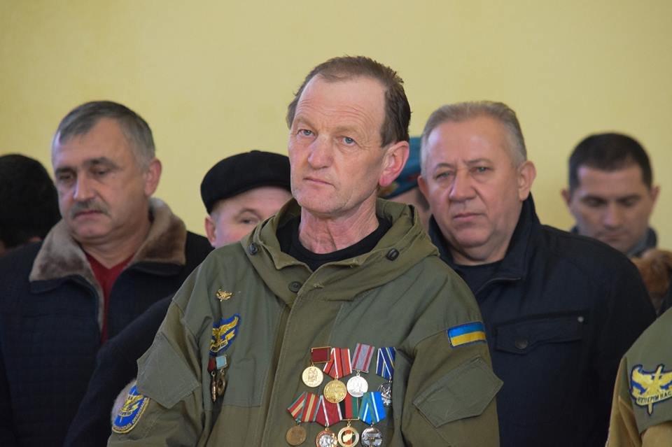 В Ужгороді пройшли урочистості до 30-річчя виведення військ з Афганістану (ФОТО), фото-10