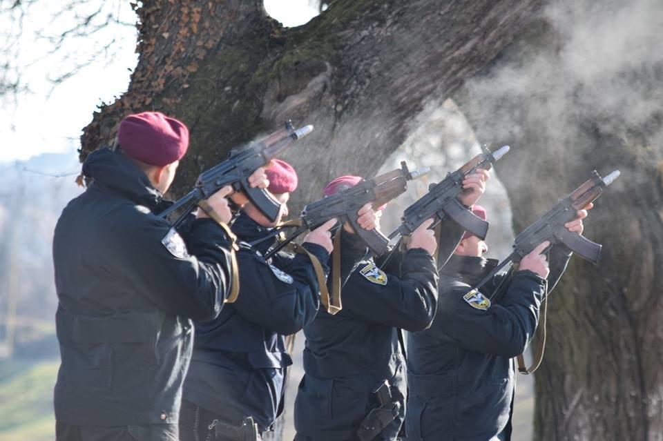 В Ужгороді пройшли урочистості до 30-річчя виведення військ з Афганістану (ФОТО), фото-6