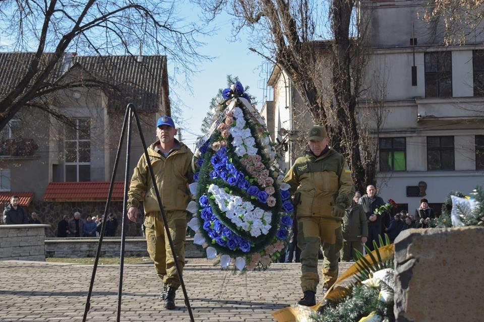 В Ужгороді пройшли урочистості до 30-річчя виведення військ з Афганістану (ФОТО), фото-4