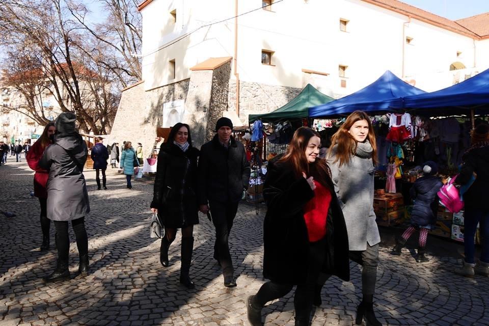 Медовуха Фест 2019: в Ужгороді розпочався трaдиційний триденний фестиваль (ФОТО), фото-7