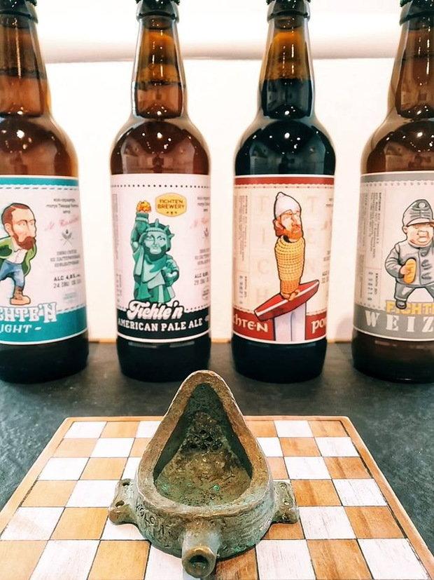 Відомий закарпатський пивовар створив унікальну лінійку пива, присвячену ужгородським міні-скультуркам (ФОТО), фото-3
