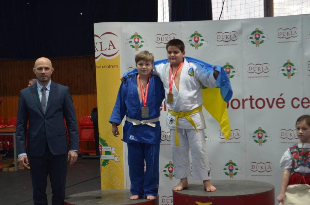 Юні закарпатці стали срібними призерами на міжнародному турнірі з дзюдо в Словаччині (ФОТО), фото-5