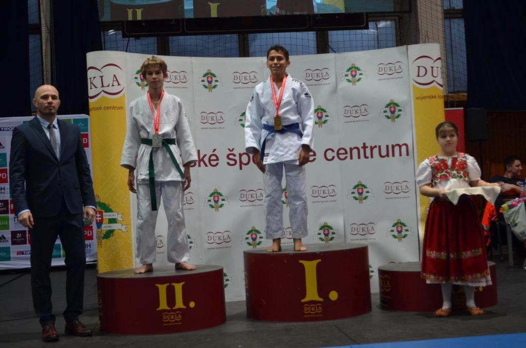 Юні закарпатці стали срібними призерами на міжнародному турнірі з дзюдо в Словаччині (ФОТО), фото-3