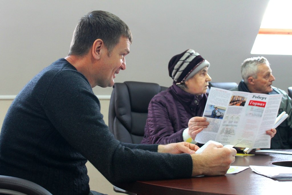 Роберт Горват розповів про результати своєї роботи у парламенті та провів особистий прийом громадян (ВІДЕО, ФОТО), фото-5