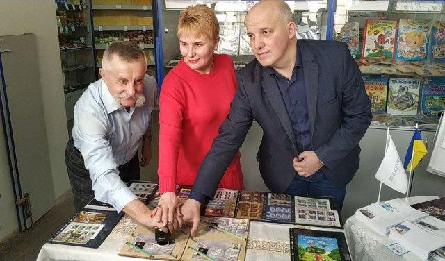 На Закарпатті представили поштову марку із зображенням видатного митця (ВІДЕО, ФОТО), фото-2