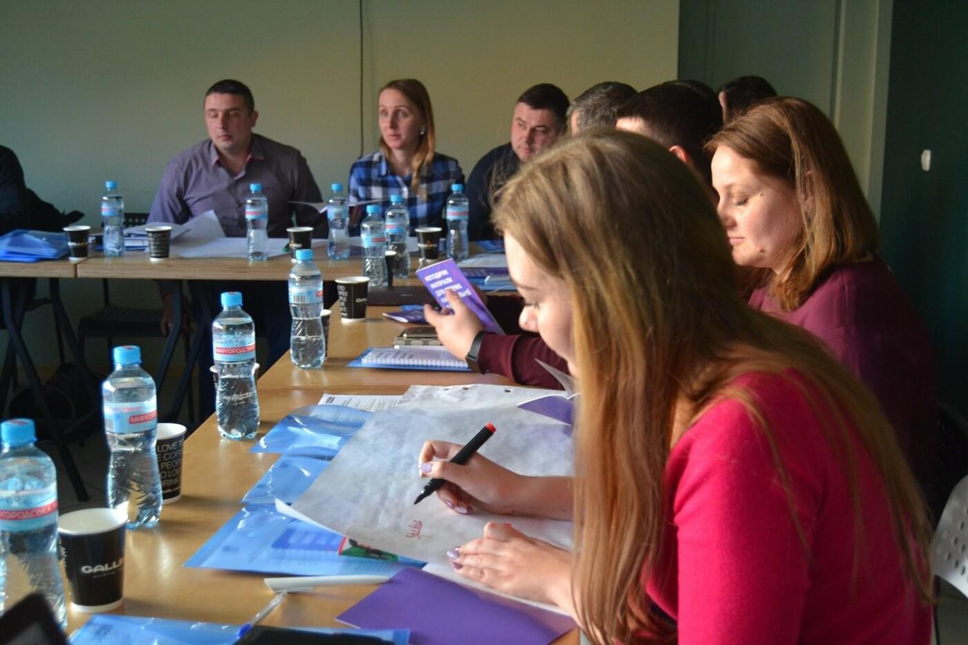 В Ужгороді правоохоронці пройшли навчання щодо особливостей виборчого законодавства (ФОТО), фото-7