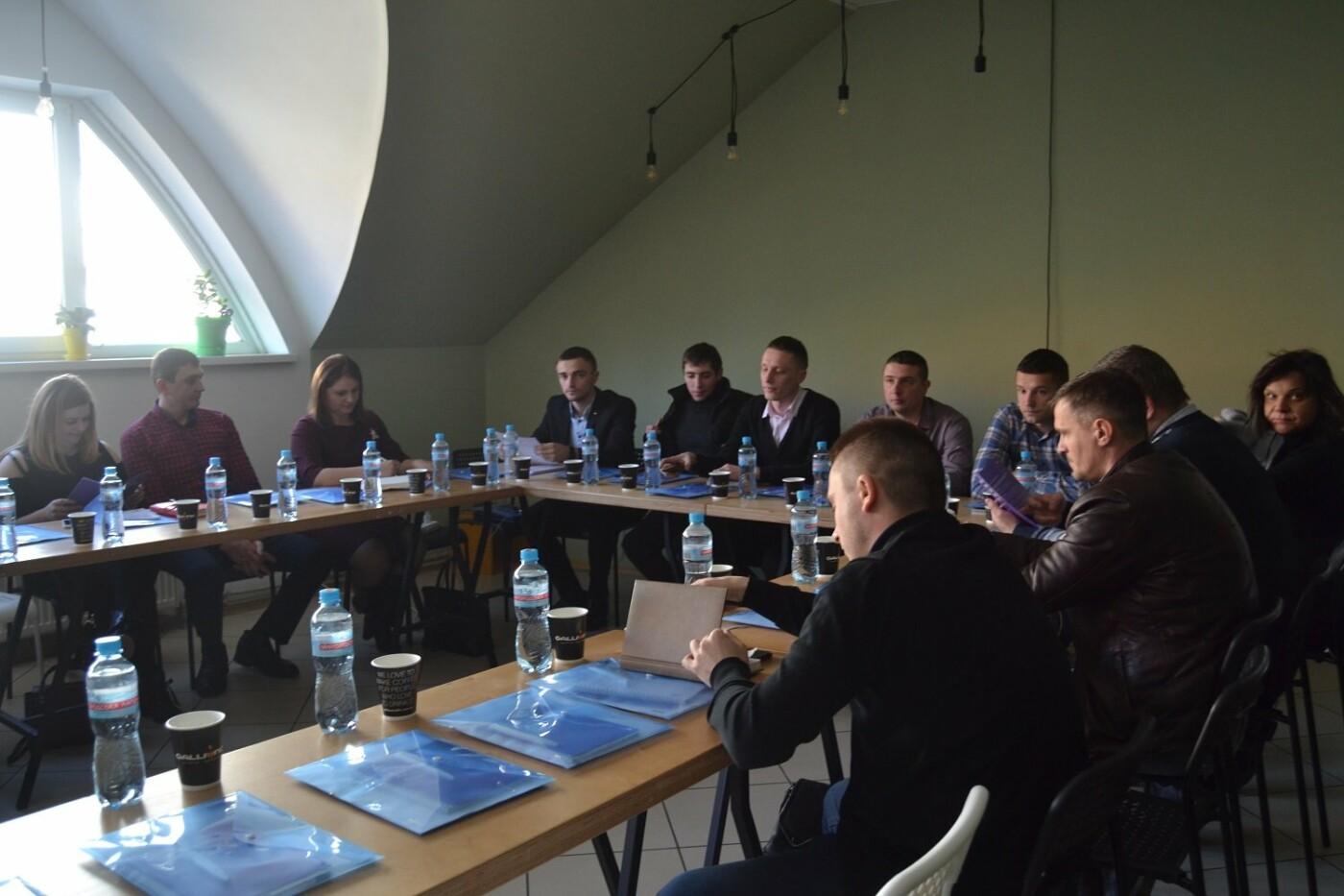 В Ужгороді правоохоронці пройшли навчання щодо особливостей виборчого законодавства (ФОТО), фото-6