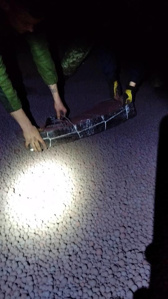 Спроба №2: у потязі з рудою, що прямував через Закарпаття до Словаччини знову знайшли контрабанду (ФОТО), фото-1