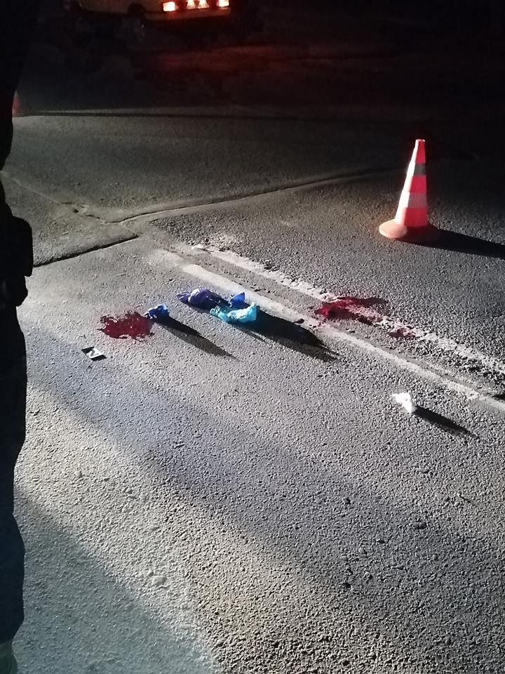 ДТП в Ужгороді: на Грушевського авто збило пішохода (ФОТО), фото-5