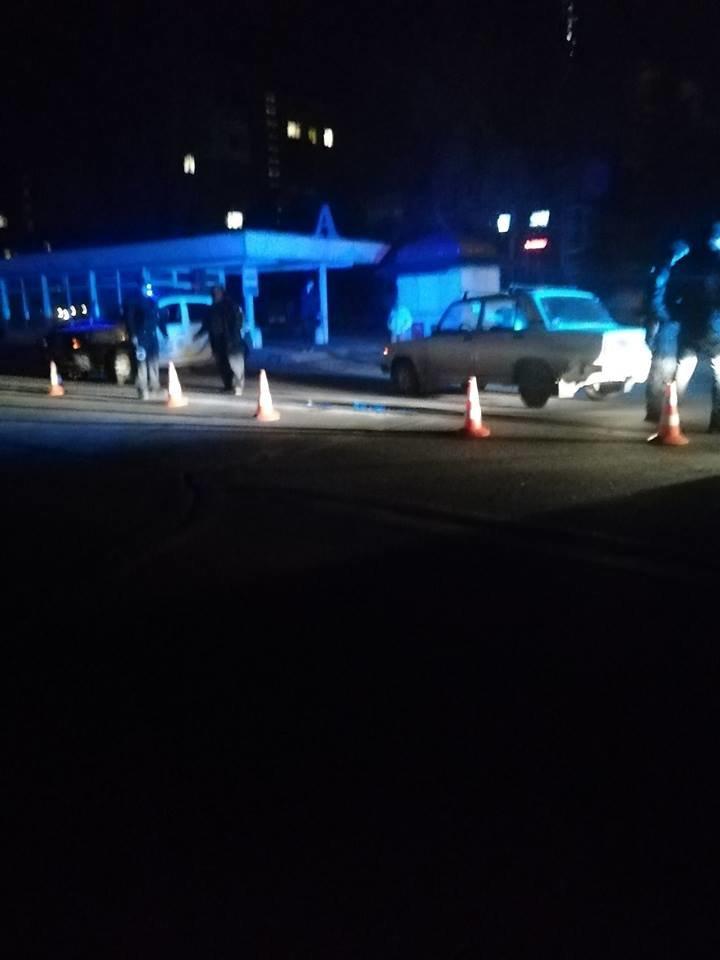ДТП в Ужгороді: на Грушевського авто збило пішохода (ФОТО), фото-1