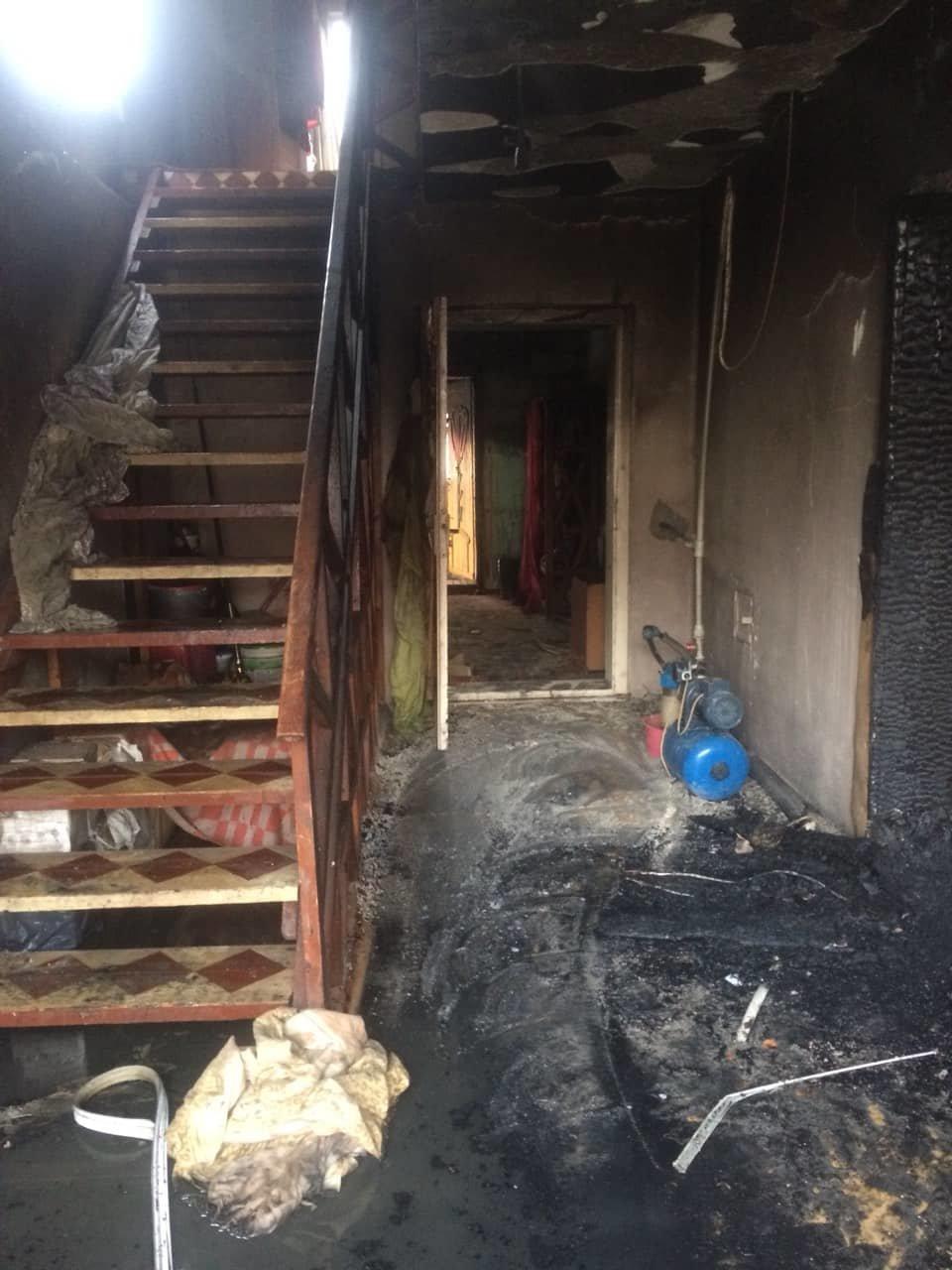 На Закарпатті пожежа за добу забрала життя двох чоловіків. Один з них загинув, так як був прикутий до ліжка (ФОТО), фото-4