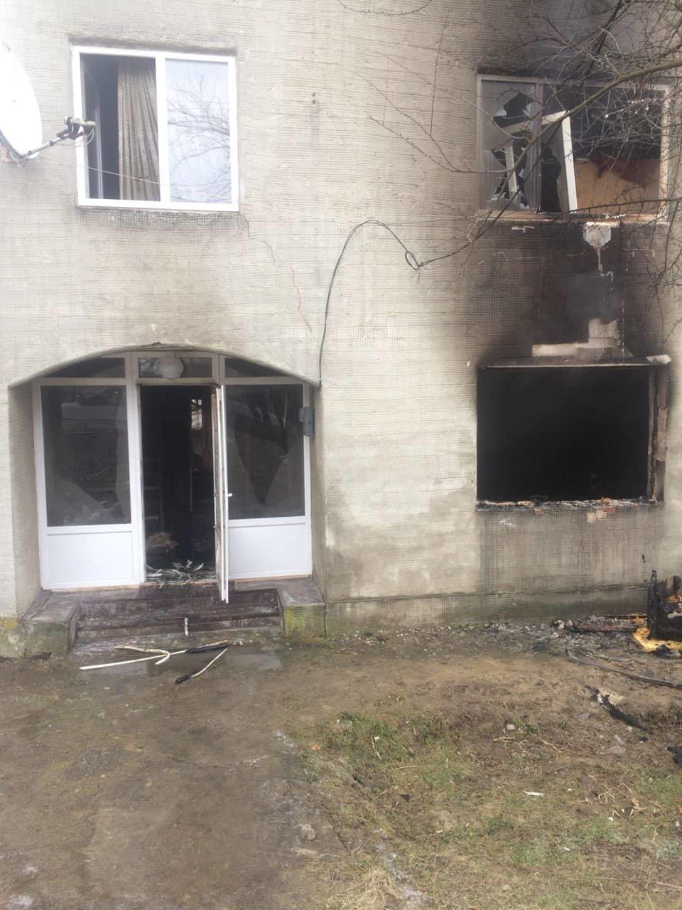На Закарпатті пожежа за добу забрала життя двох чоловіків. Один з них загинув, так як був прикутий до ліжка (ФОТО), фото-5