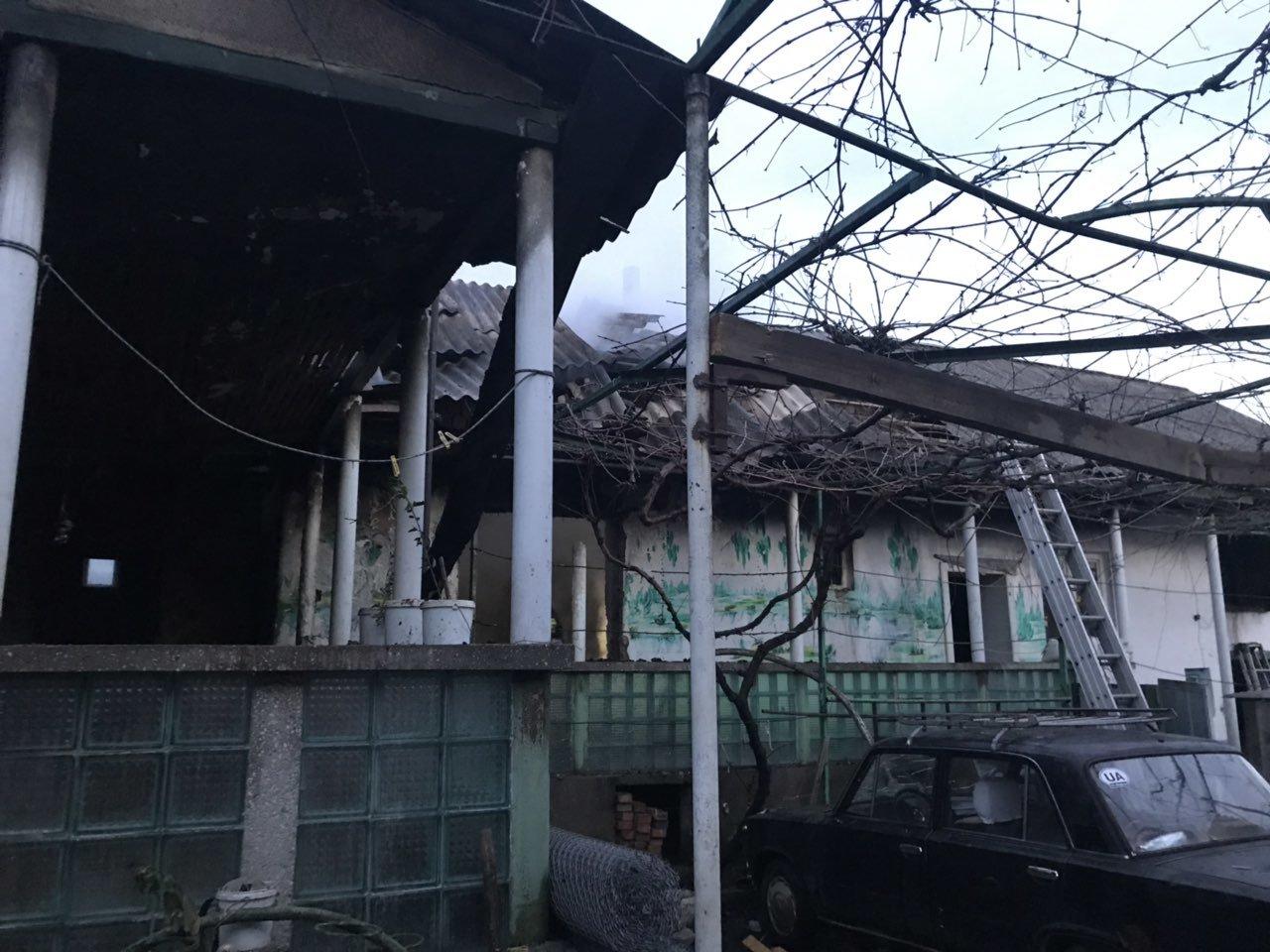 На Закарпатті пожежа за добу забрала життя двох чоловіків. Один з них загинув, так як був прикутий до ліжка (ФОТО), фото-1
