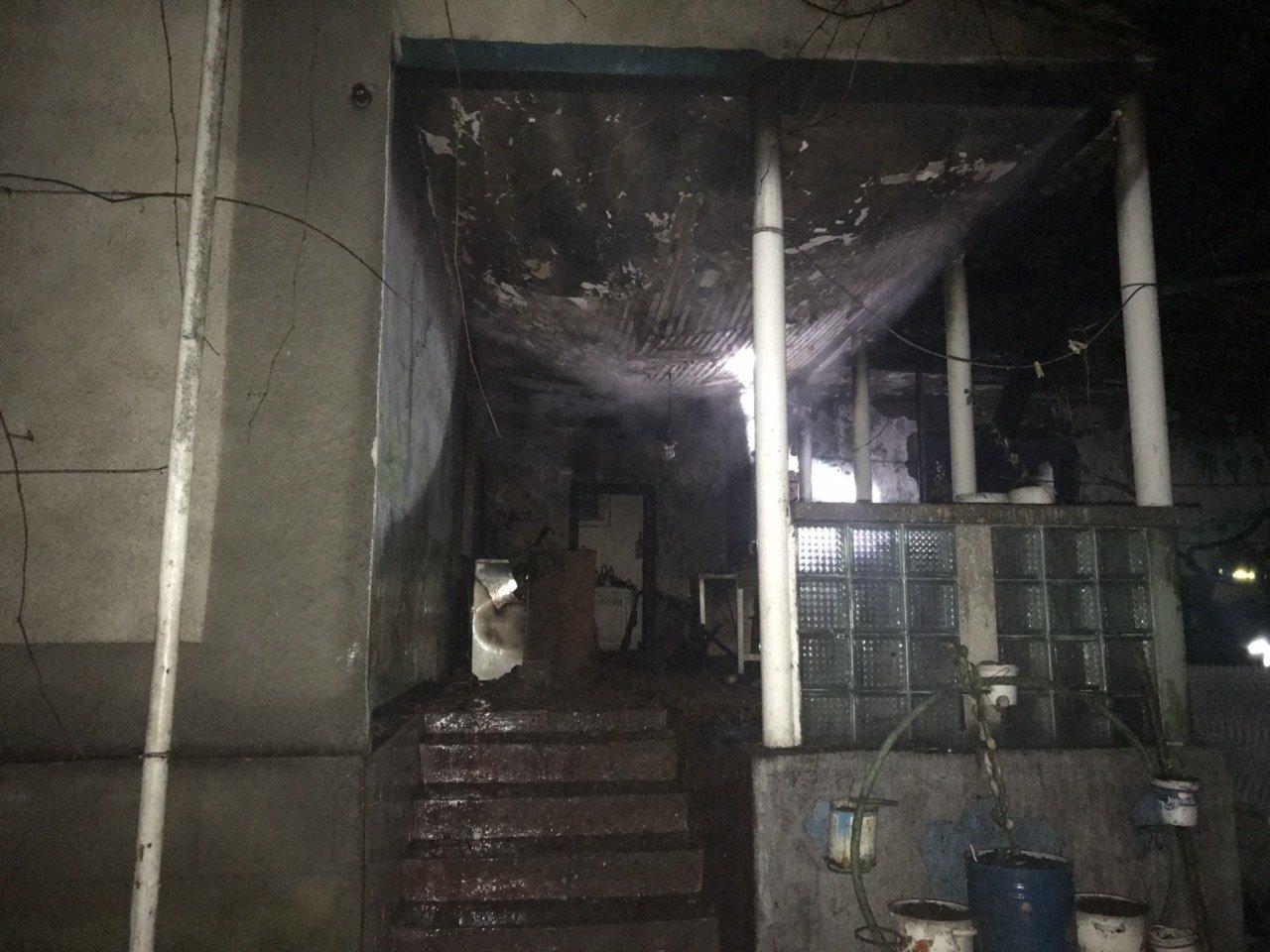 На Закарпатті пожежа за добу забрала життя двох чоловіків. Один з них загинув, так як був прикутий до ліжка (ФОТО), фото-3
