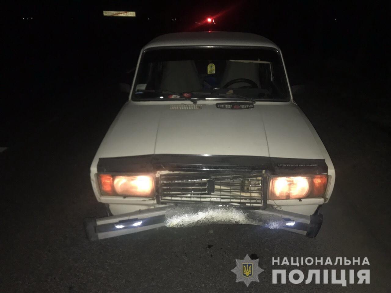 Поліція повідомила офіційні подробиці ДТП із загиблим пішоходом (ФОТО), фото-1