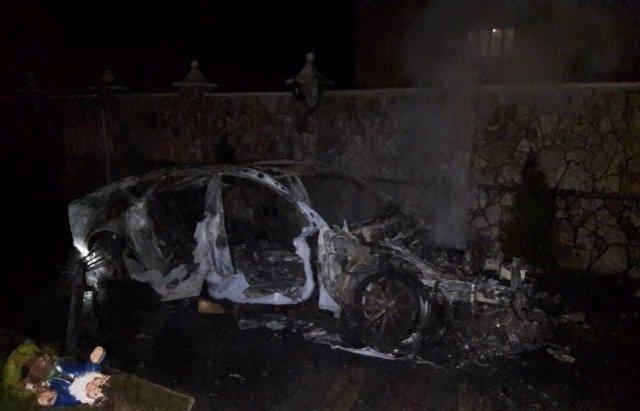 27-рiчного закарпатця судитимуть за підпал автомобiля «Ауді А-7» односельця (ФОТО, ВІДЕО), фото-1