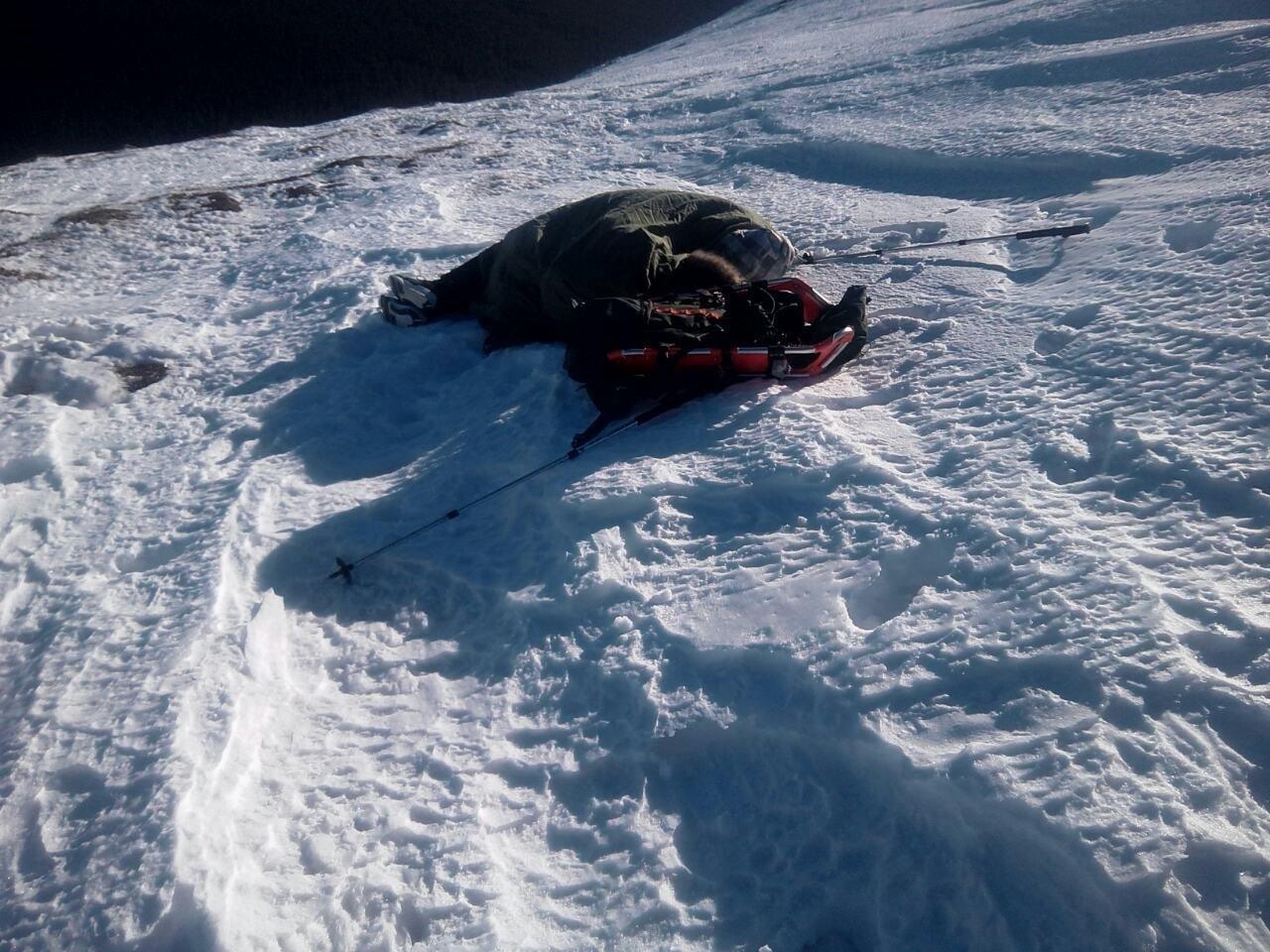Рятувальники оприлюднили фото з учорашнього порятунку заблукалих у Карпатах одеситів (ФОТО), фото-1