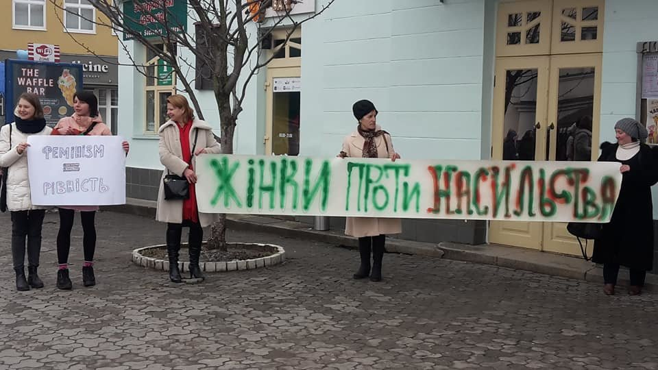 """В Ужгороді планують провести акцію до Міжнародного дня прав жінок """"Перший вінок"""" , фото-1"""