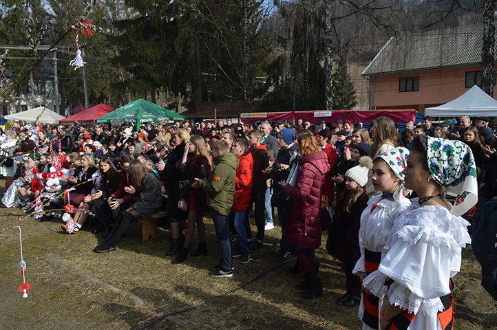 """Закарпатські румуни відзначили прихід весни фестивалем """"Мерцішор"""" (ФОТО), фото-4"""