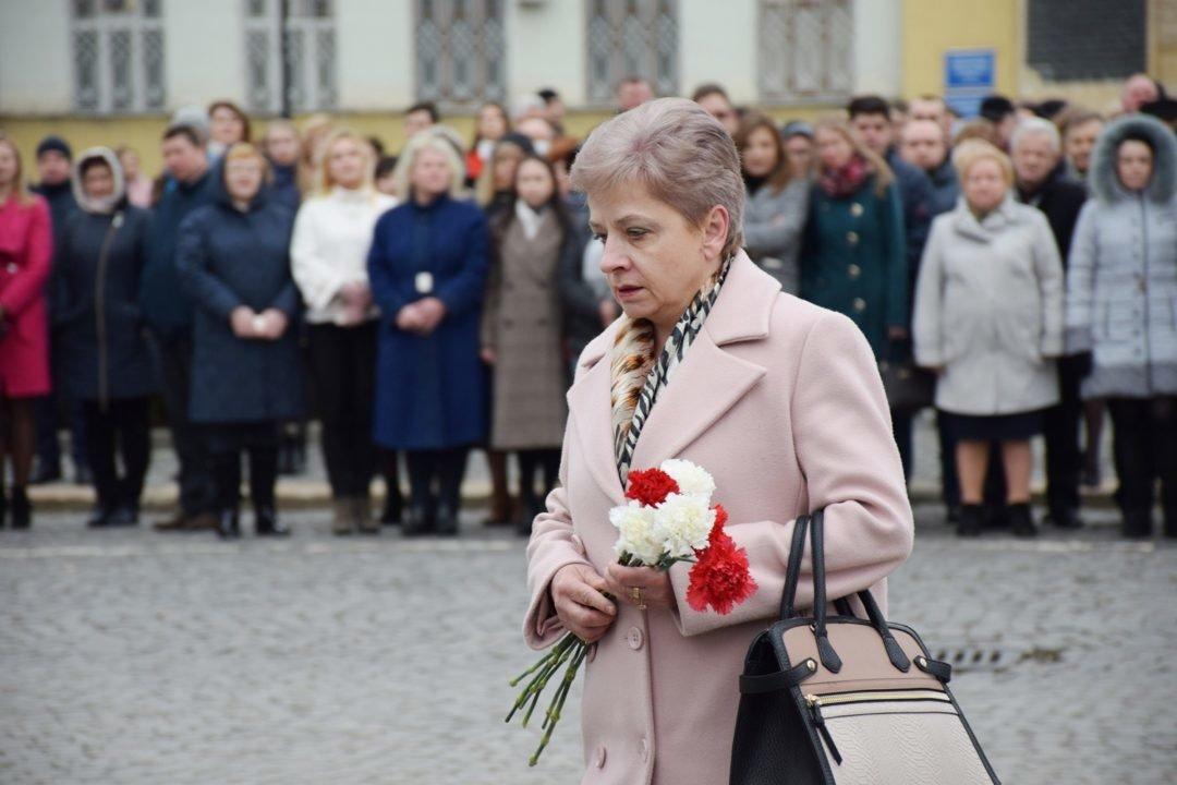 В Ужгороді пройшли урочистості до 205-ої річниці з дня народження Тараса Шевченка (ФОТО), фото-9